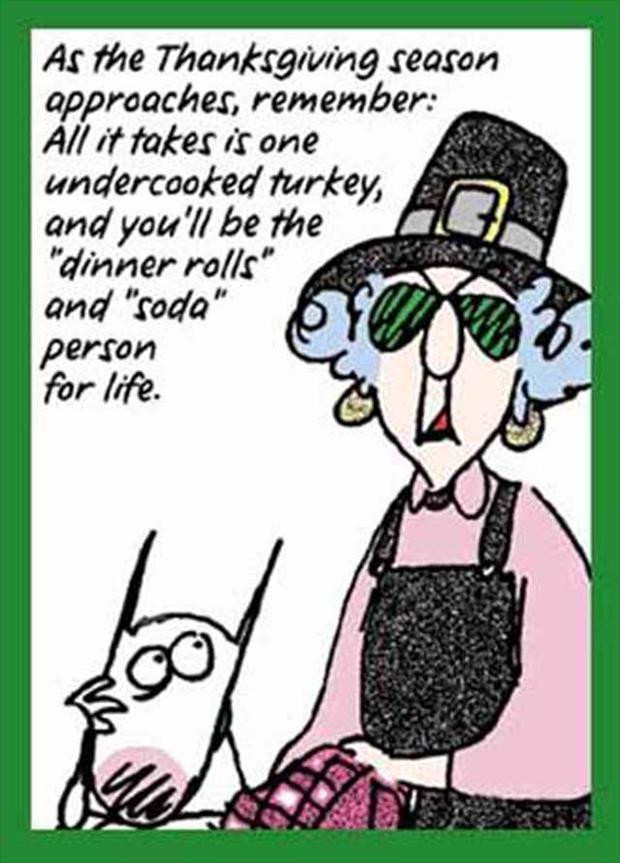 Humorous Thanksgiving Quotes  FUNNY QUOTES ON AGEING MAXINE
