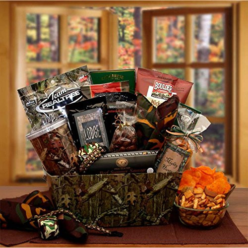 Hunting Gift Basket Ideas  Gifts for the Hunter Who Has Everything