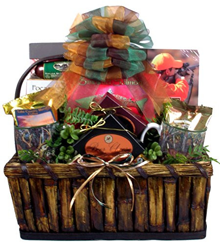 Hunting Gift Basket Ideas  2019 Outrageously Unique Camping Gifts For Men He s Gonna
