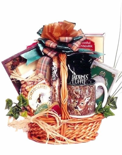 Hunting Gift Basket Ideas  Hunting Gift Basket For Hunters from Gift Basket Village