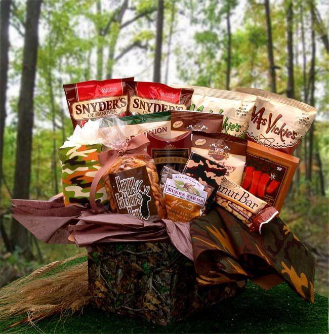 Hunting Gift Basket Ideas  116 best Gift Basket Ideas images on Pinterest
