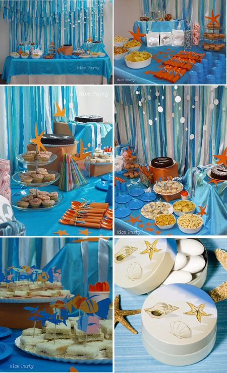 Ideas For A Beach Theme Party  90 best images about Beach Party on Pinterest
