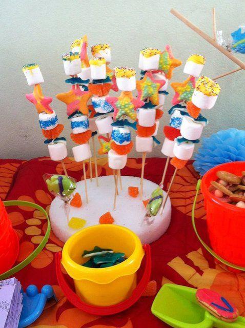 Ideas For A Beach Theme Party  Beach Theme Party Graduation End of School Party Ideas