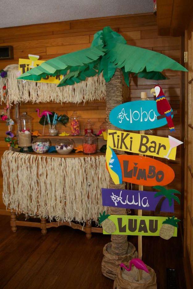 Ideas For A Beach Theme Party  DIY Beach Party Ideas For Your Beach Themed Celebration