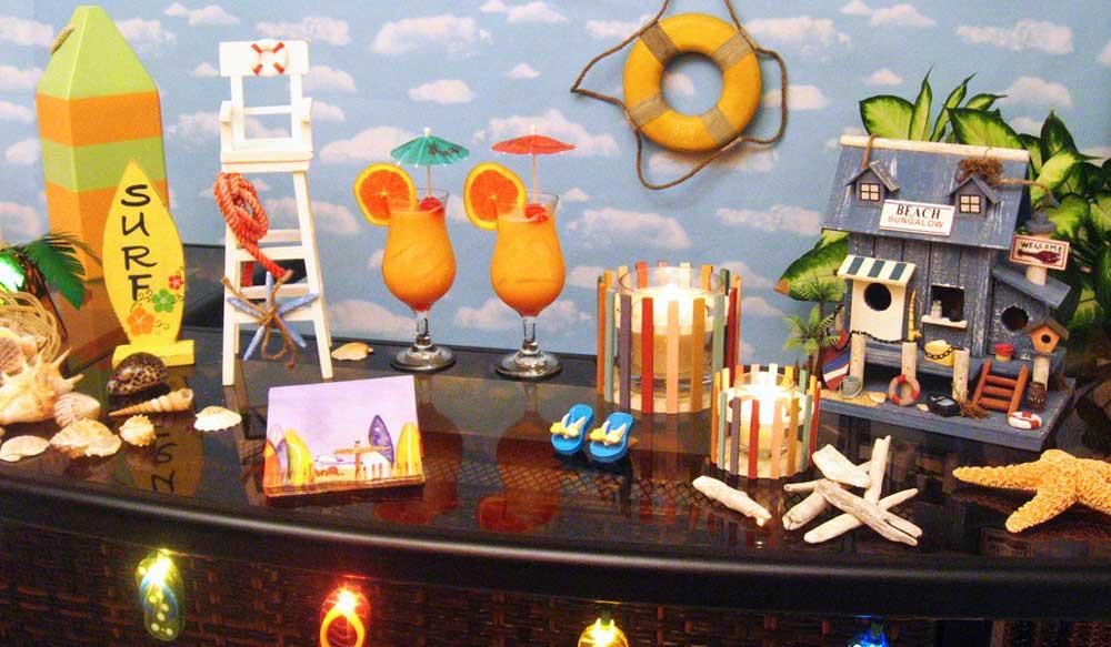 Ideas For A Beach Theme Party  Adult Beach Party Ideas