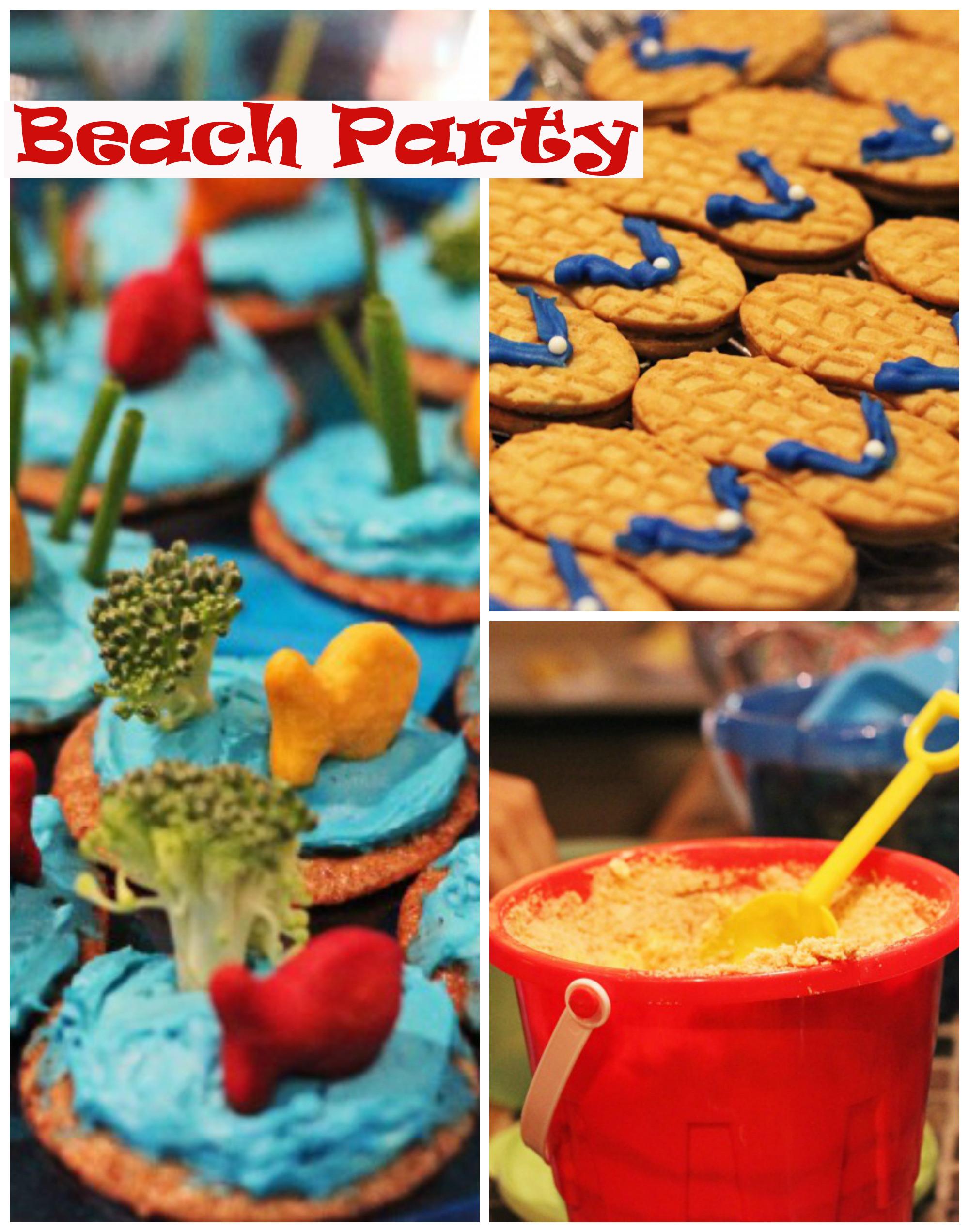 Ideas For A Beach Theme Party  Beach Party Ideas Beach Themed Party Beach Theme