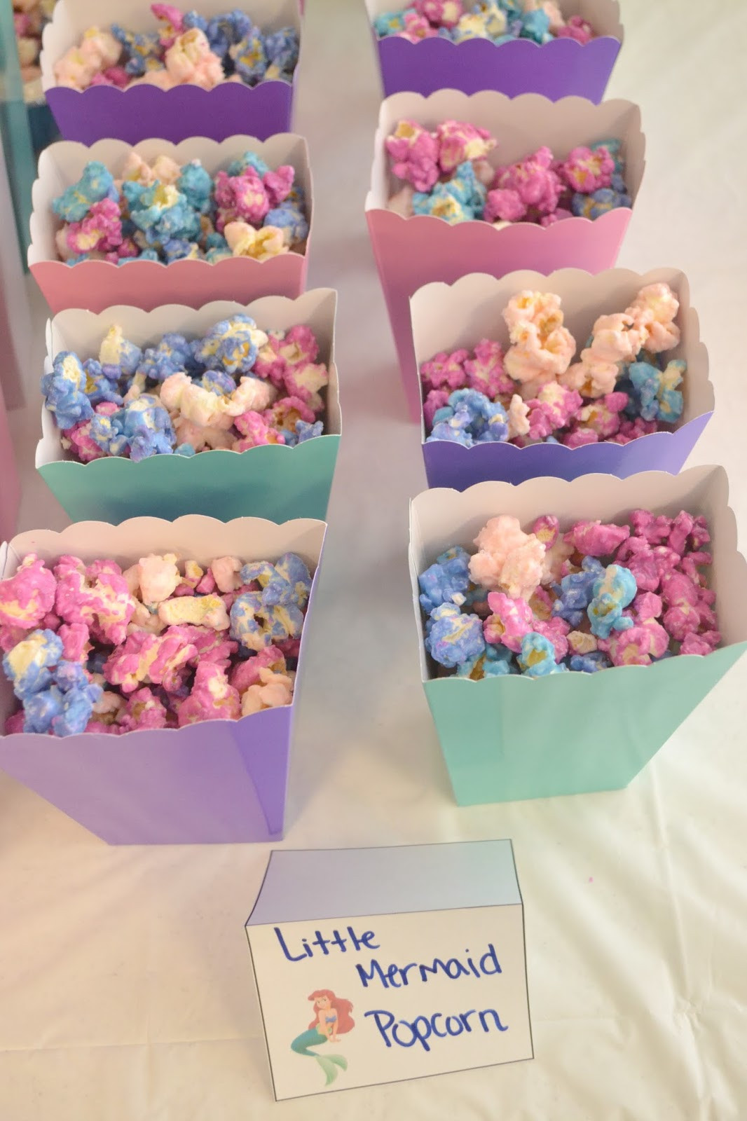 Ideas For A Mermaid Party  Little Mermaid Birthday Party