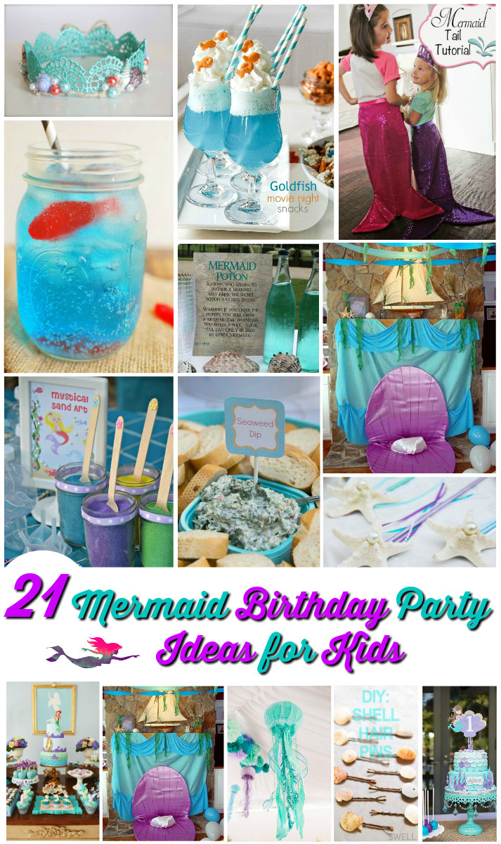 Ideas For A Mermaid Party  21 Star Wars Birthday Party Ideas Awaken your Force