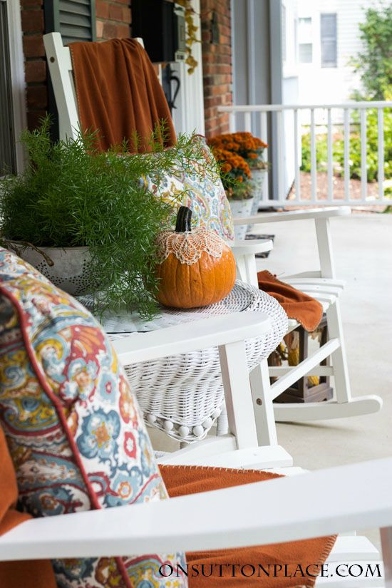 Indoor Fall Decorating Ideas  Fall Decor Ideas & Inspiration Sutton Place