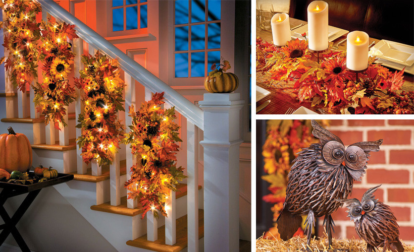 Indoor Fall Decorating Ideas  7 Ways to Introduce The Fall Season into your Interior