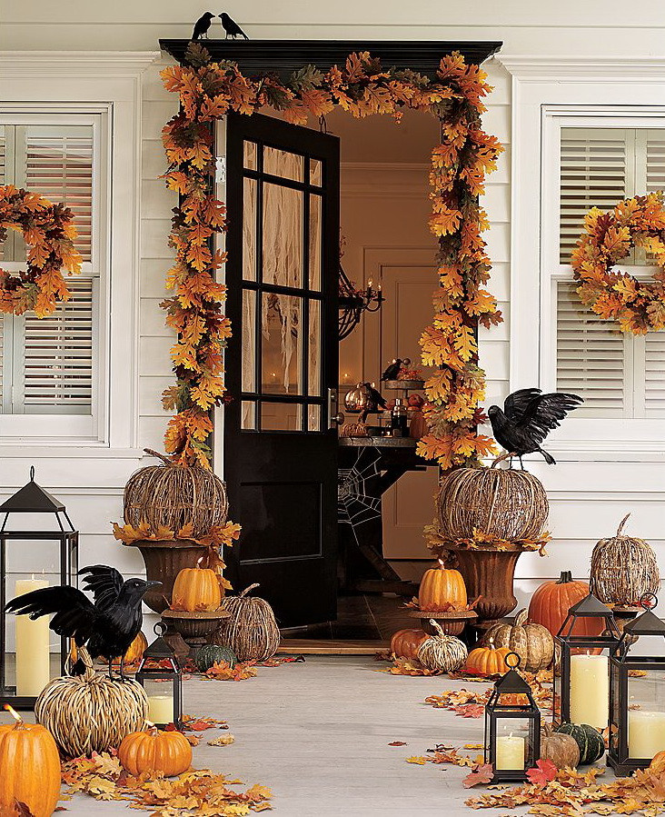 Indoor Fall Decorating Ideas  Elegant & amazing fall decoration