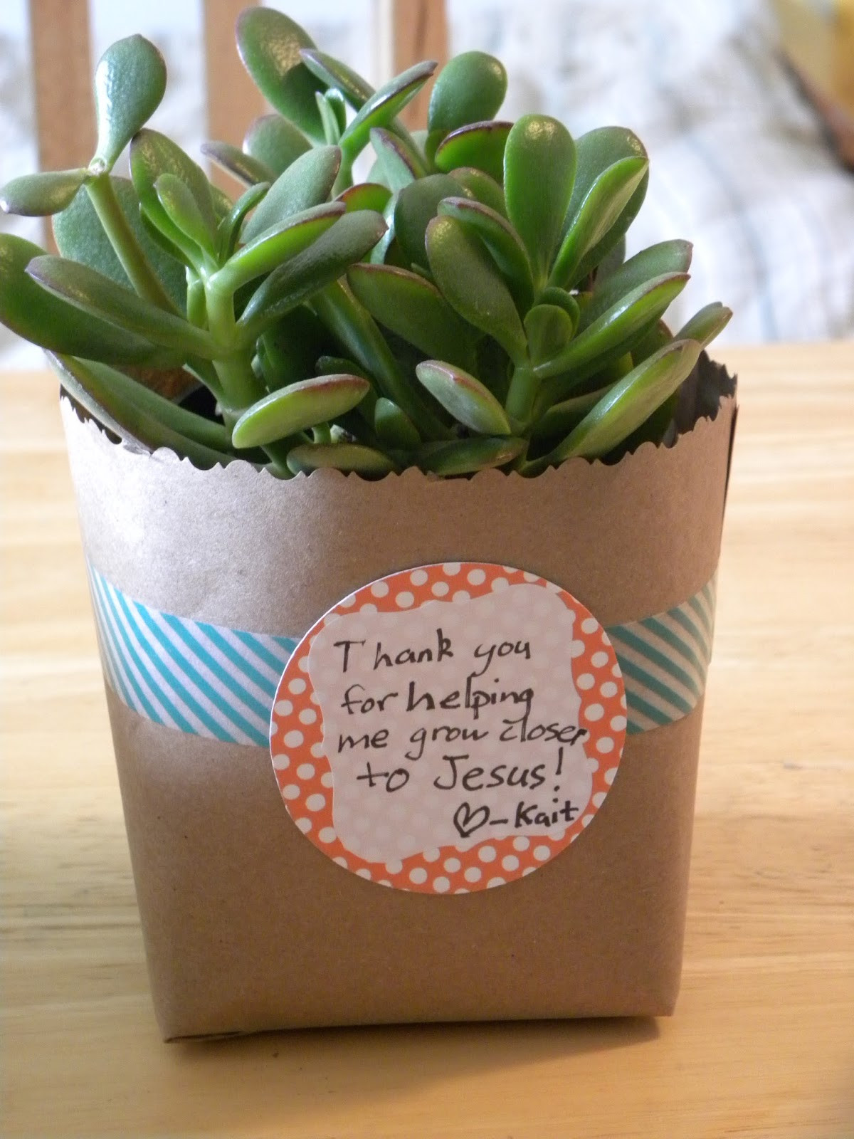 Inexpensive Thank You Gift Ideas  Inexpensive Thank You Gifts Easy Craft Ideas