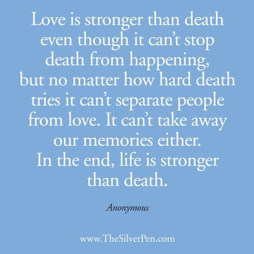 Inspiring Quotes After Death  20 Inspirational Quotes Life After Death