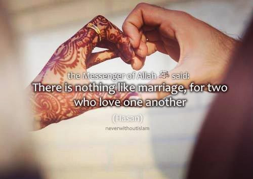Islam Quotes About Marriage  Love Relationship 70 Islamic Marriage Quotes