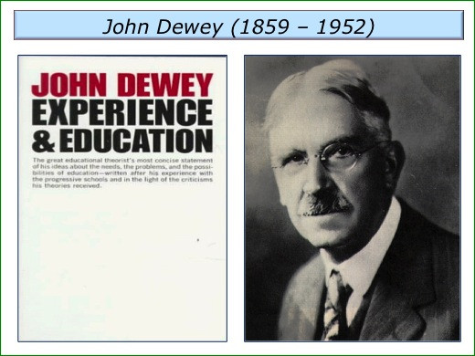 John Dewey Quotes On Education  Teaching line with WizIQ in Moodle The WizIQ Blog