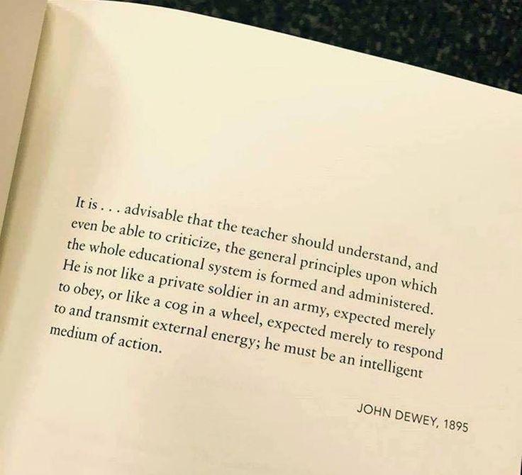 John Dewey Quotes On Education  Best 25 John dewey ideas on Pinterest