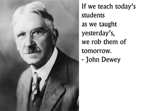 John Dewey Quotes On Education  Secular Perspectives A Philosopher for our Times John Dewey
