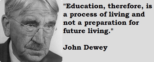 John Dewey Quotes On Education  John Dewey s quotes famous and not much Quotation
