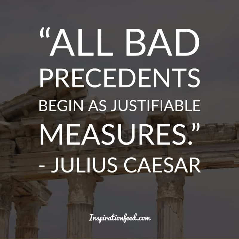 Julius Caesar Leadership Quotes  30 Powerful Quotes from Julius Caesar To Help You Conquer