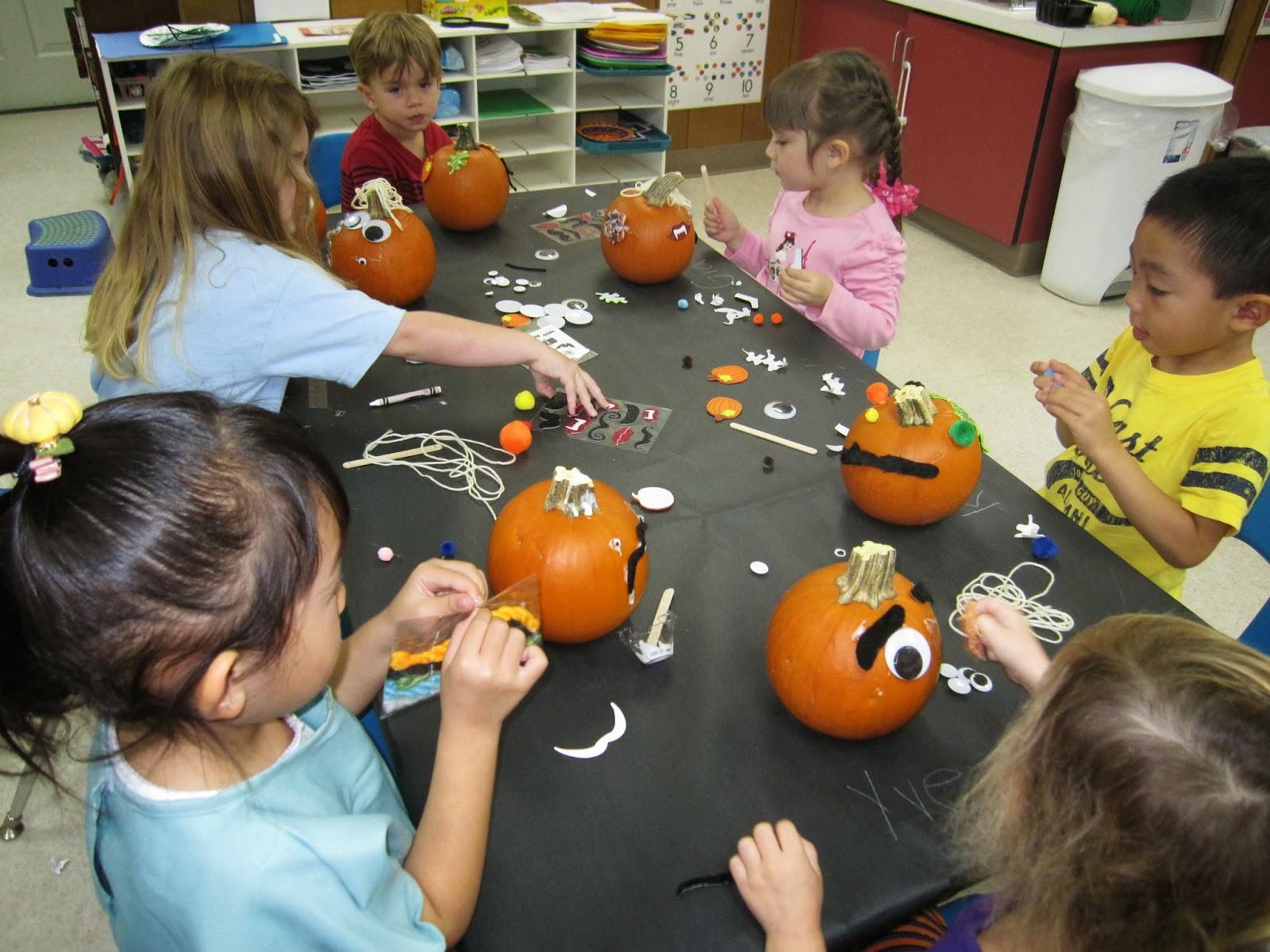 Kindergarten Halloween Party Ideas  Preschool For Rookies Preschool Halloween Party