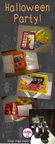 Kindergarten Halloween Party Ideas  Kindergarten Halloween Party Ideas on Pinterest