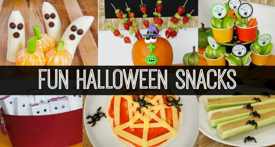 Kindergarten Halloween Party Ideas  Classroom Halloween Party Snacks