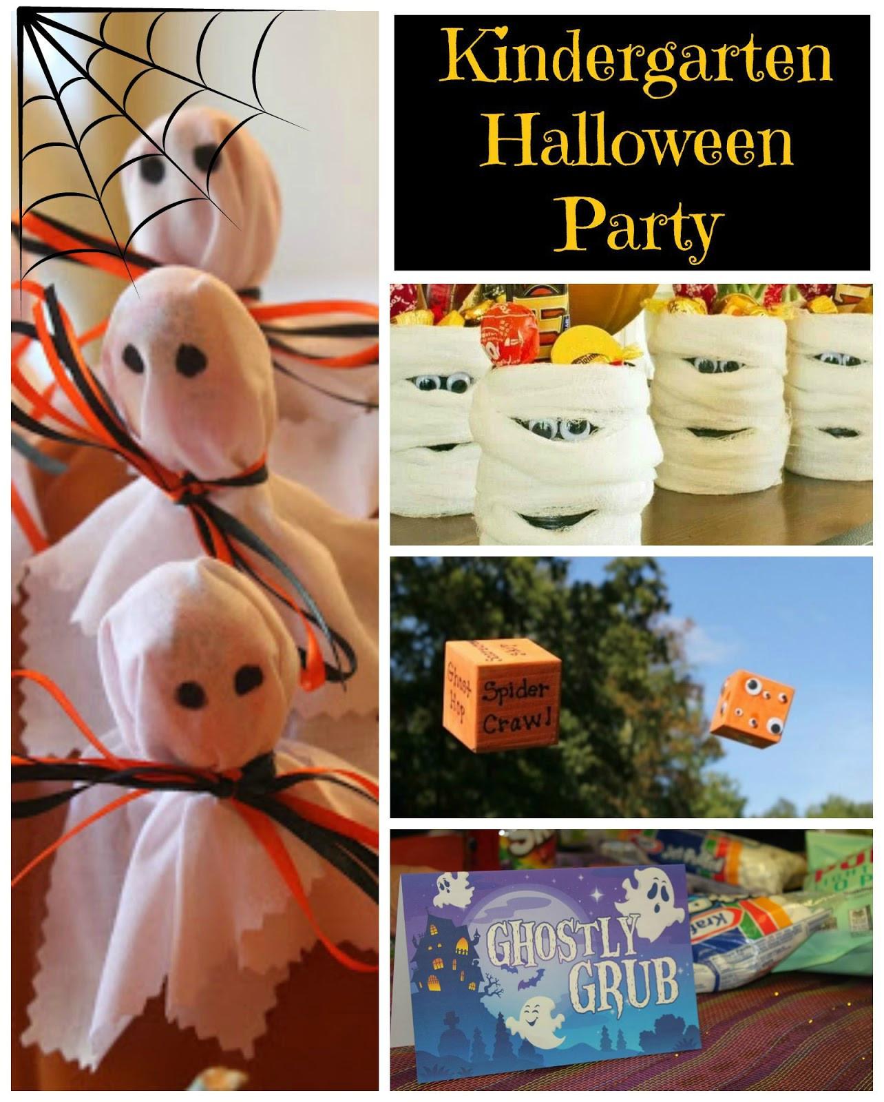 Kindergarten Halloween Party Ideas  Keeping up with the Kiddos Kindergarten Halloween Party