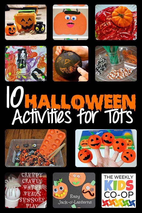 Kindergarten Halloween Party Ideas  253 best images about Seasonal October Fall Pumpkins