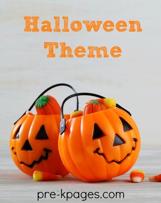 Kindergarten Halloween Party Ideas  Halloween Theme Pre K Preschool