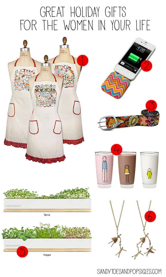 Ladies Christmas Gift Ideas  Gift Ideas Archives Popsicle Blog