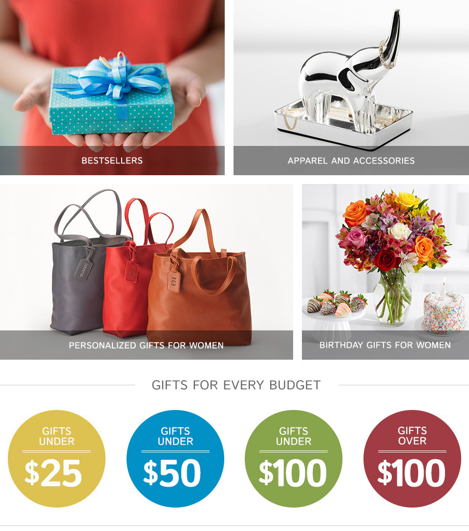 Ladies Christmas Gift Ideas  Gifts for Women
