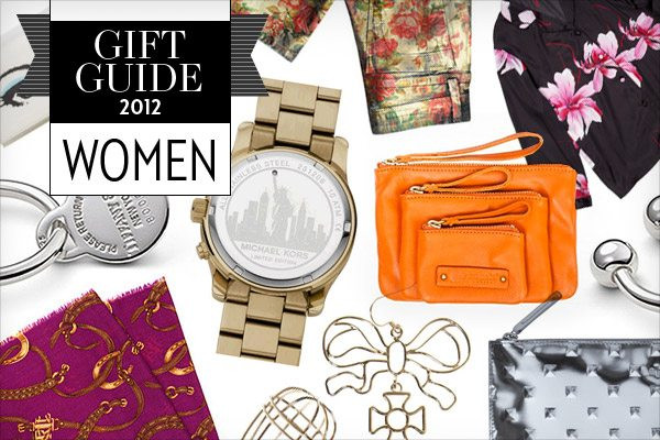 Ladies Christmas Gift Ideas  Christmas Gift Ideas For Women 101 luxe options to thrill