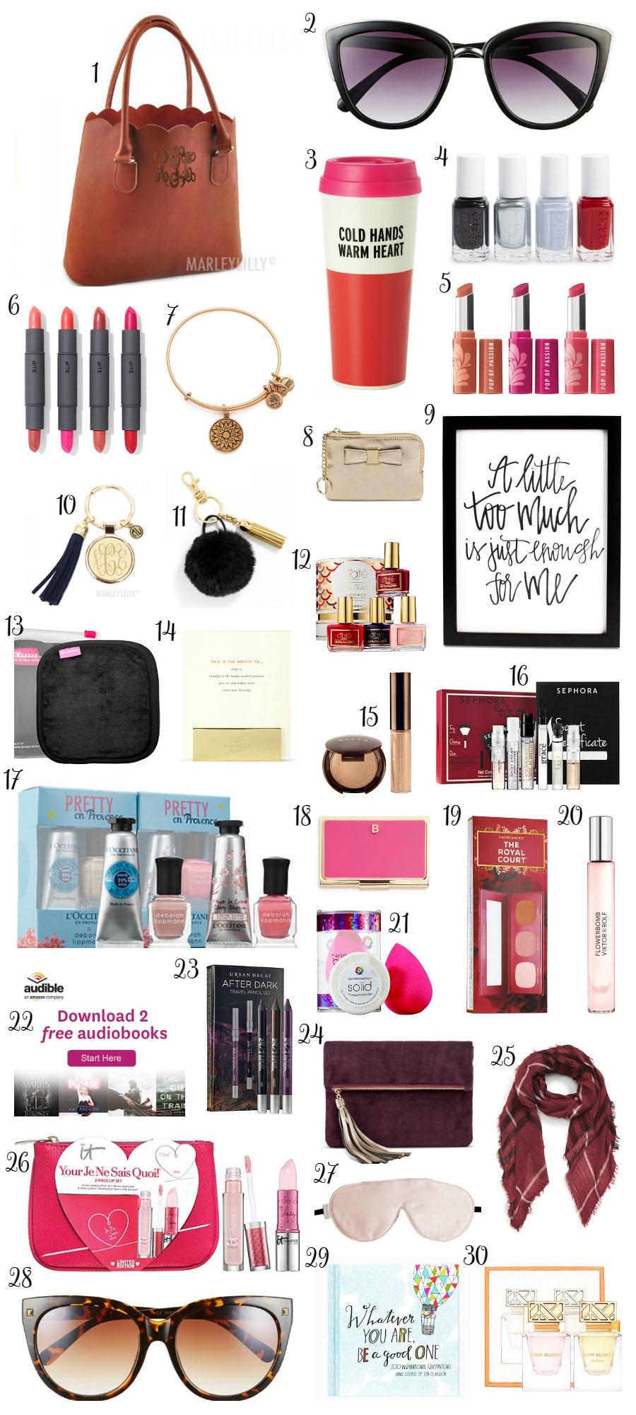 Ladies Christmas Gift Ideas  Christmas Gift Ideas under $30