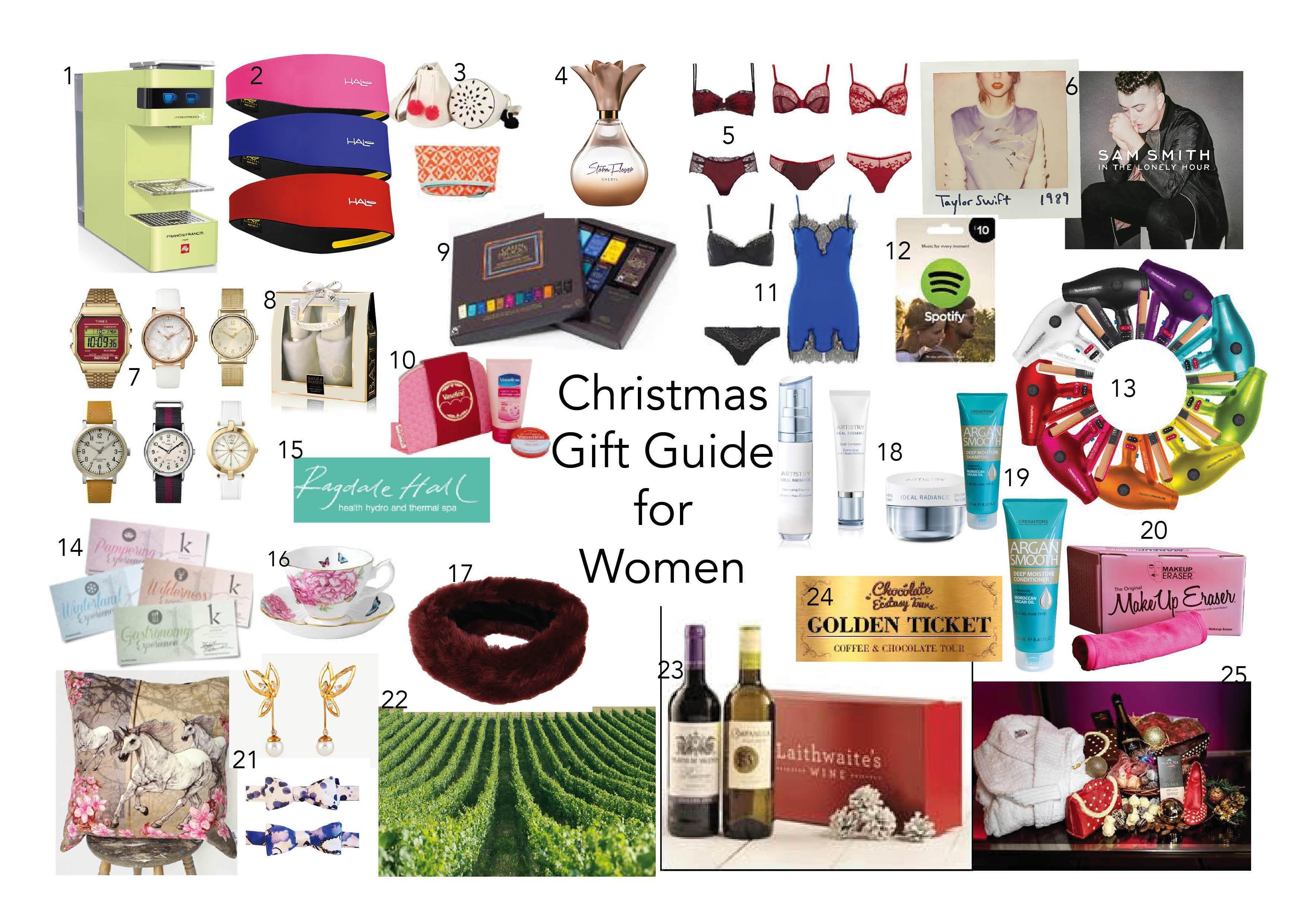 Ladies Christmas Gift Ideas  Miss Stan Smith