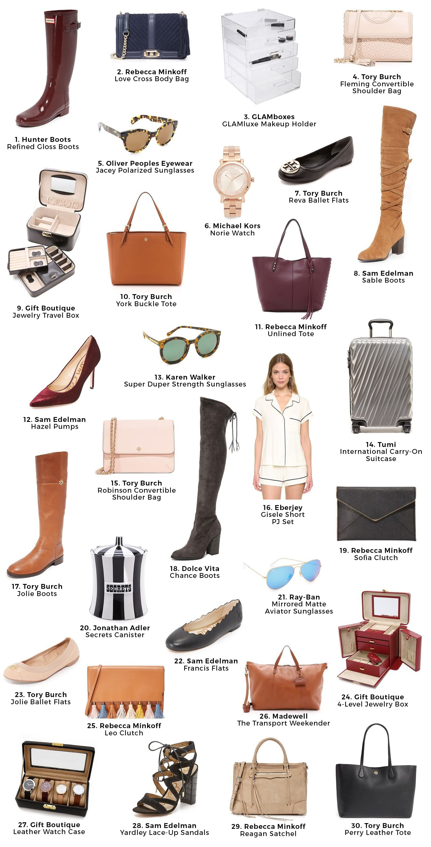 Ladies Christmas Gift Ideas  Christmas Gift Guide