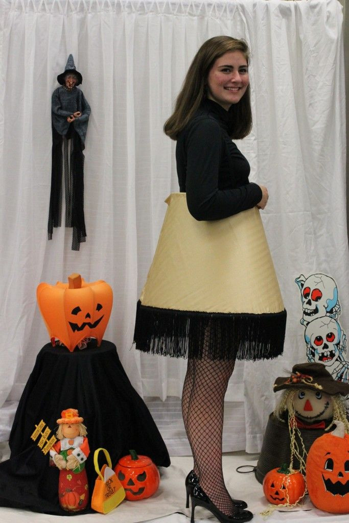 Lamp Halloween Costume  17 Best images about Christmas Story 5k on Pinterest