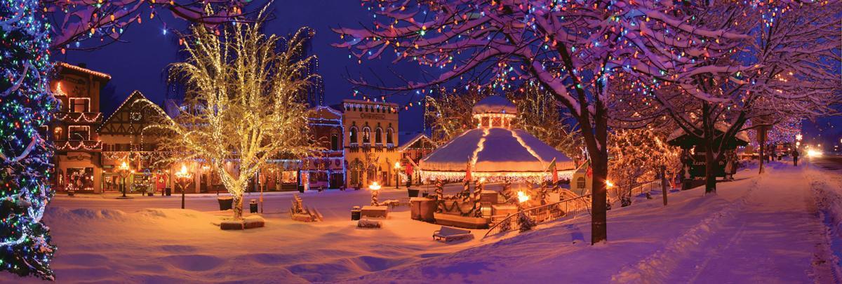 Leavenworth Christmas Tree Lighting  Leavenworth for the Holidays Regional