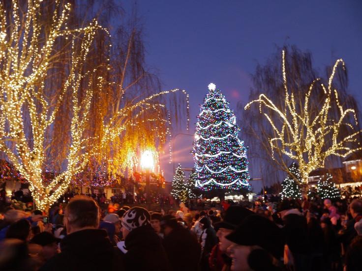 Leavenworth Christmas Tree Lighting  Pin by Valerie McNett on Christmas
