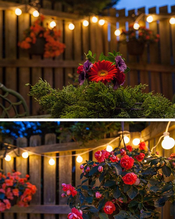 Lighting Ideas For Backyard Party  85 best Backyard Party Ideas images on Pinterest