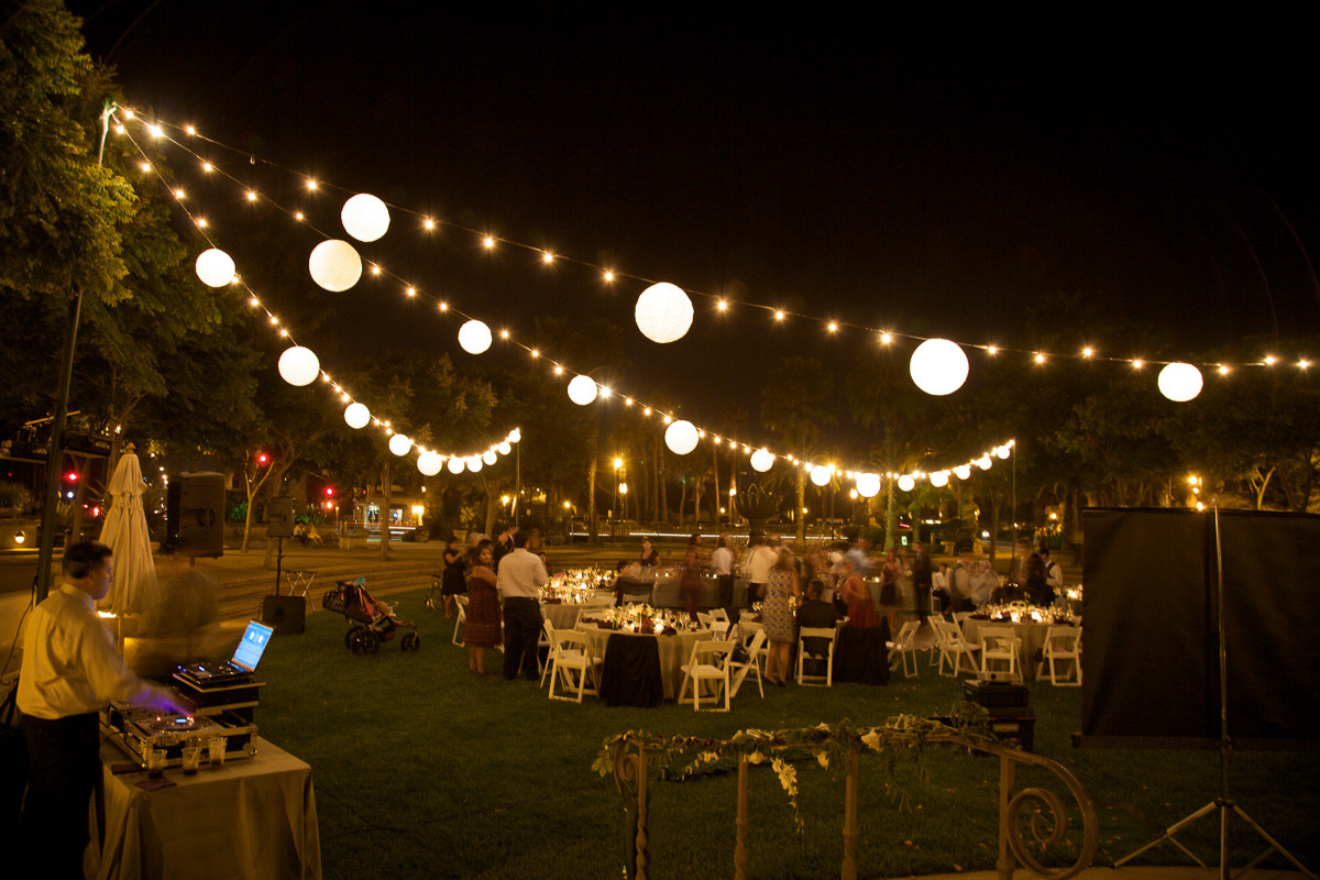 Lighting Ideas For Backyard Party  Decorative string lights outdoor 25 tips by Making Your