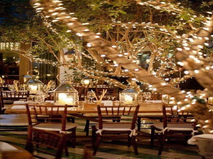 Lighting Ideas For Backyard Party  decoration lights outdoor