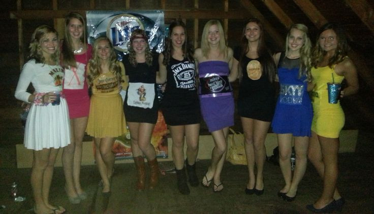 Liquor Cabinet Halloween Costumes  This List of Group Halloween Costume Ideas Will Blow Your Mind
