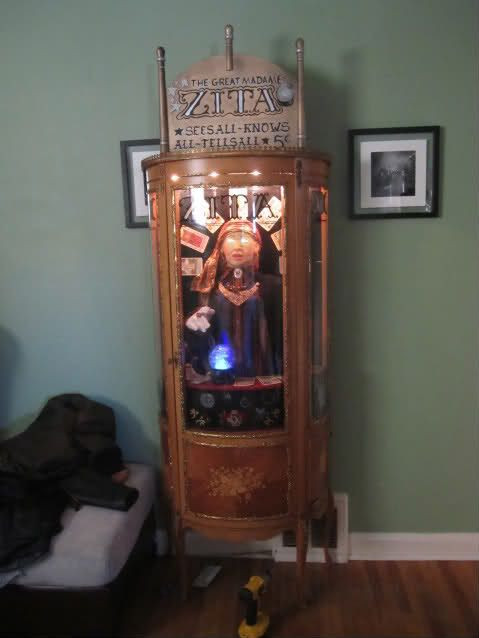 Liquor Cabinet Halloween Costumes  30 best images about Circus Themed Halloween Party Ideas