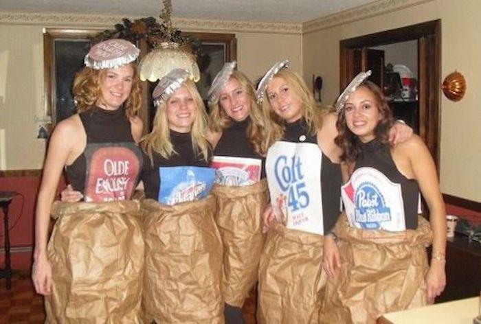 Liquor Cabinet Halloween Costumes  Top 10 Halloween Costumes For People Who Love Beer