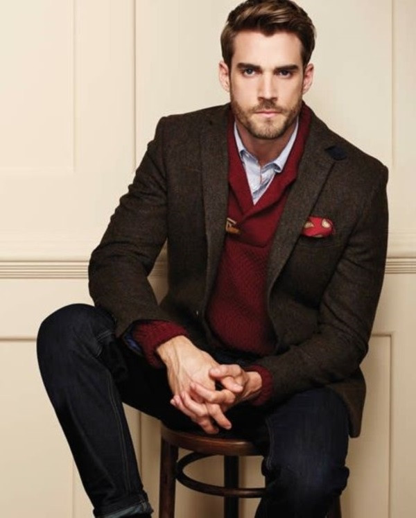 Mens Christmas Party Outfit Ideas  Formal Wear for Men 40 So Stylish Winter Outfit Ideas