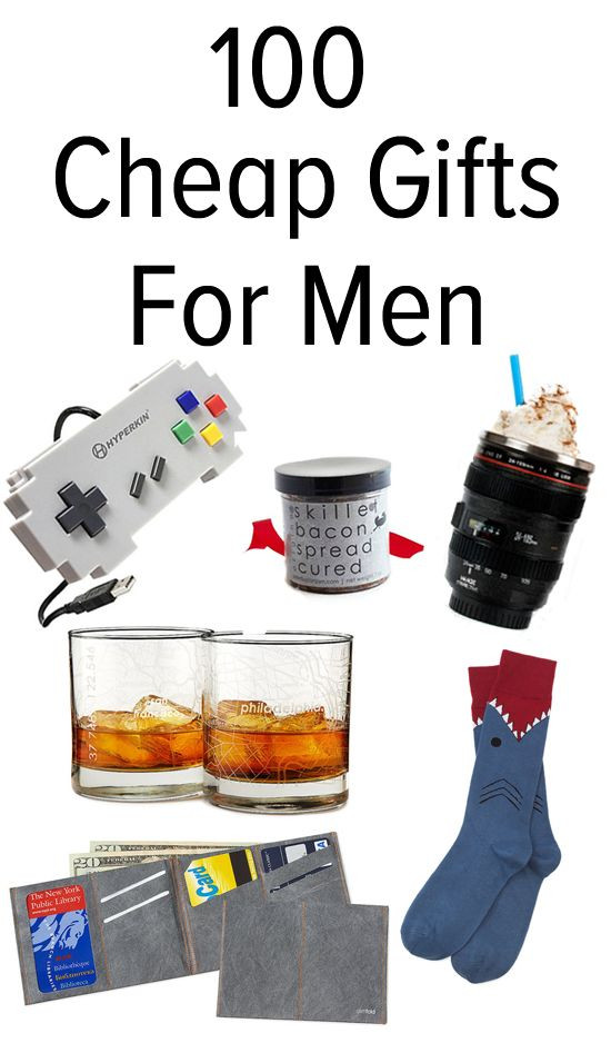 Mens Gift Ideas For Christmas  105 Awesome but Affordable Gifts For Men