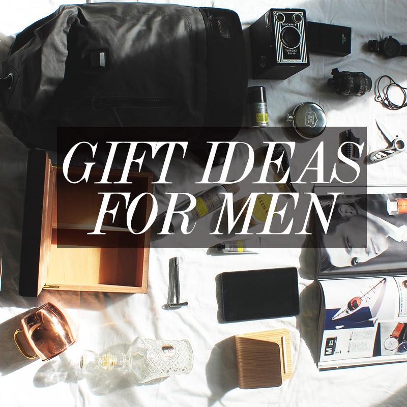 Mens Gift Ideas For Christmas  Christmas Gift Ideas For Men Citizens of Beauty
