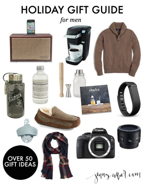 Mens Gift Ideas For Christmas  Holiday Gift Guide for Men