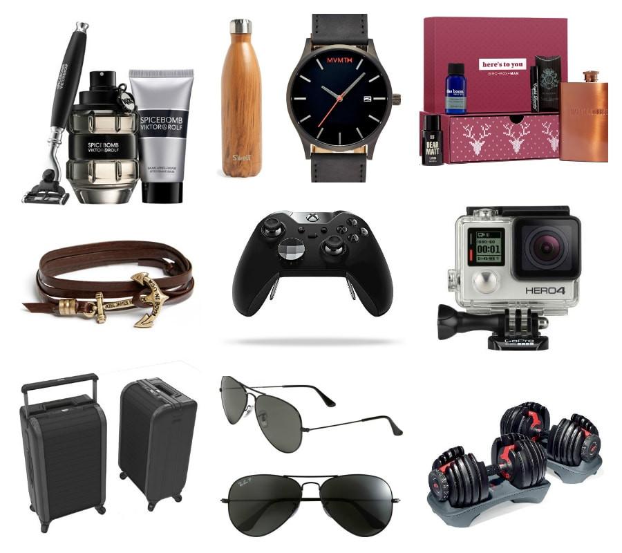 Mens Gift Ideas For Christmas  Christmas Gift Ideas for Men