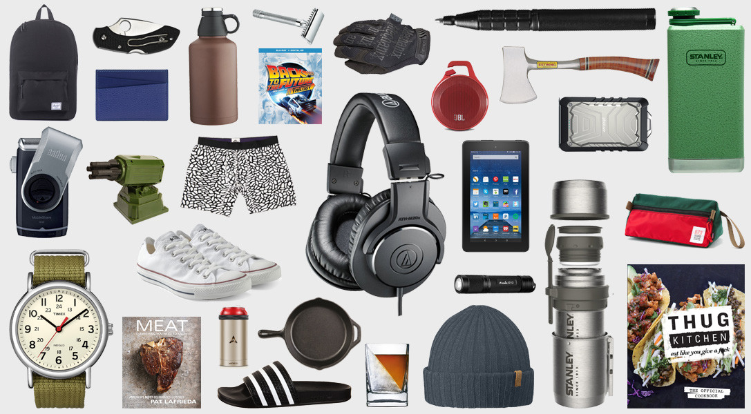 Mens Gift Ideas For Christmas  The 50 Best Men s Gifts Under $50